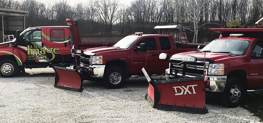 Snow plwing fleet